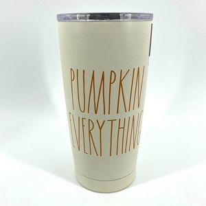 Rae Dunn Pumpkin Everything Tumbler
